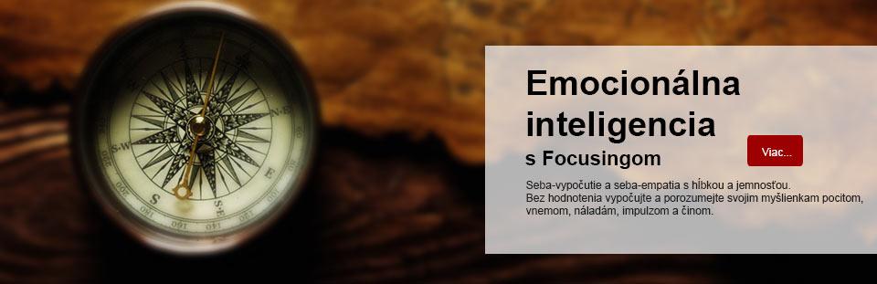 Emocionálna inteligencia s Focusingom